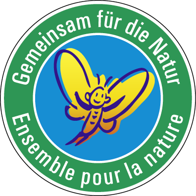 Logo label Nature